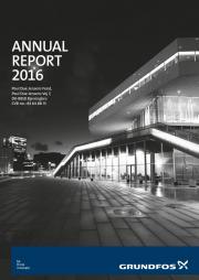 Концерн Grundfos подвел итоги за 2016 год Фото №1
