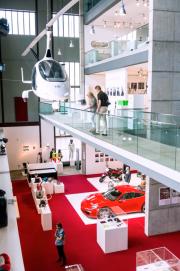 Фото музея в Германии, где будет представлена SCALA2