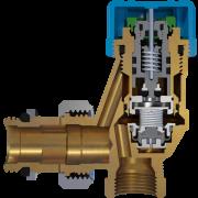 Термостатический клапан AutoSar от COMAP Фото №1