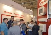 Кондиционеры Toshiba и Carrier на выставке АкваТерм в Киеве Фото №2