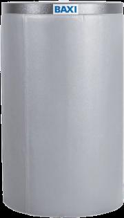 Новые стальные эмалированные бойлеры BAXI серии UBT