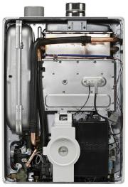 Газовый настенный 2х контурный отопительный котёл Фото №2