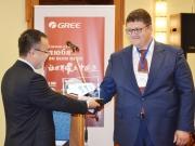 Топ-менеджмент GREE впервые посетил Россию Фото №2