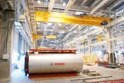 Водогрейные котлы Bosch обеспечивают работу завода Volkswagen в Калужской области Фото №3