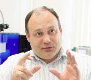 Руководитель Лаборатории молекулярной электроники ЮУрГУ Федор Подгорнов