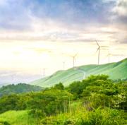 Ветропарк мощностью 150 МВт на российском Кавказе