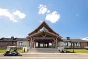 Пенополистирол KNAUF для утепления эко-отеля Фото №3