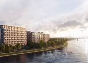 Жилой комплекс NEVA HAUS прошел сертификацию по «зеленому» стандарту