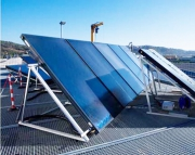 BAXI S.p.A сияет фабрикой солнечных панелей Фото №1