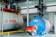Котельная на базе котлов Bosch обогревает один из крупнейших ТРК Ростова