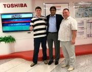 Компания Черброк провела конференцию для дилеров Тошиба в Таиланде Фото №1