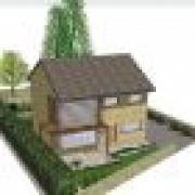Energy-efficient house in Saransk