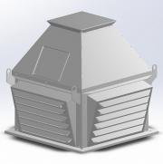 Новинка: крышные вентиляторы от компании НЕВАТОМ