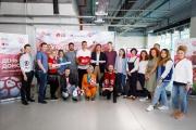 Футбольный День донора LG и Capital Group Фото №2