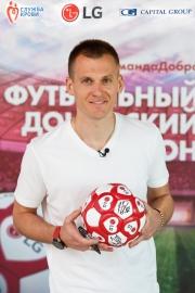 Футбольный День донора LG и Capital Group Фото №4