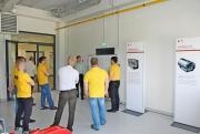 Первое обучение на заводе Viessmann в Липецке Фото №1