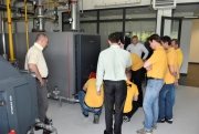 Первое обучение на заводе Viessmann в Липецке Фото №5