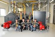 Первое обучение на заводе Viessmann в Липецке Фото №8