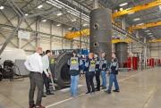 Первое обучение на заводе Viessmann в Липецке Фото №9