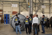 Первое обучение на заводе Viessmann в Липецке Фото №11