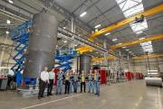 Первое обучение на заводе Viessmann в Липецке Фото №13