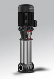 Grundfos обновил линейку многоступенчатых центробежных насосов Фото №1