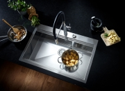 Новая коллекция кухонных моек GROHE Фото №1