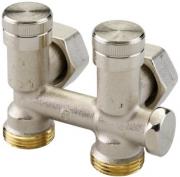 Клапан RLV-KD снят с производства: его заменит гарнитура RLV-K