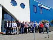 Бизнес-конференция для партнеров ООО «БДР Термия Рус» в Германии