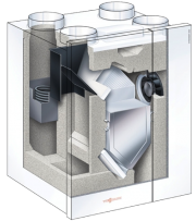 Приточно-вытяжная установка Vitovent 300-W