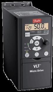 Частотный преобразователь VLT MICRO DRIVE