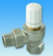 Термостатический клапан с увеличенным  проходом