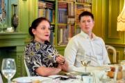 Анна Михалева и Алексей Воркачев (REHAU)