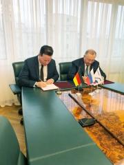 «Wilo» и «Транснефть» заключили соглашение о намерениях