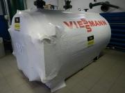Монтаж промышленного котла Vitomax 100-LW тип M148 Фото №1