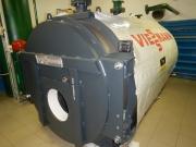 Монтаж промышленного котла Vitomax 100-LW тип M148 Фото №2