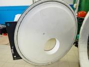 Монтаж промышленного котла Vitomax 100-LW тип M148 Фото №3