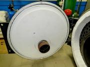 Монтаж промышленного котла Vitomax 100-LW тип M148 Фото №8