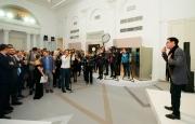 Российская неделя искусства LG SIGNATURE в ММОМА Фото №5