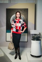 Российская неделя искусства LG SIGNATURE в ММОМА Фото №12