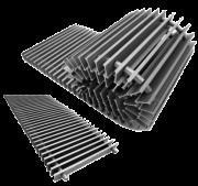 Вентиляционные напольные решетки