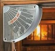 Теплый воздух по дому