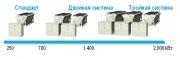 Тепловые насосы с выносными конденсаторами Фото №1