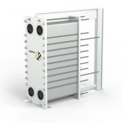 Разборный пластинчатый теплообменник Кельвион NP150X: отличная теплопередача и высокое давление – до