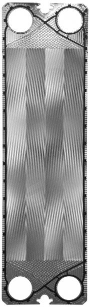Пластина серии NP150X: высокая производительность,  минимальный перепад температур