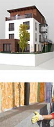 Первый «пассивный» дом с полимерной теплоизоляцией Neopor построили в Германии