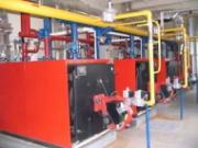 В Заельцовском районе Новосибирска запущена автоматическая газовая котельная