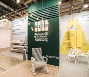 Дизайнерское кресло с подогревом от KZTO
