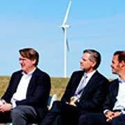 Acciona представила свою самую большую ветроэлектростанцию