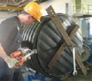 Чебоксарский трубный завод освоил выпуск полиэтиленовых колодцев